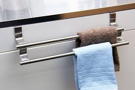 bright ideas for kitchen towel rack u2014 the furnitures