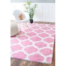Pink Grey Rug Pink Rugs Wayfair Co Uk