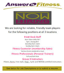 front desk jobs hiring now strikingly design gyms hiring front desk hiring receptionist