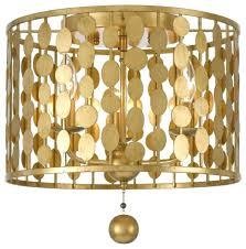 gold flush mount light gold flush mount light photo 2 of lighting semi flush mount light in