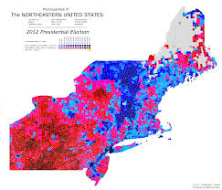 New England On Map Us Presidential Election 2016 Usa Election Process Larry J