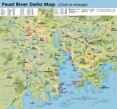 Shenzhen Metro Map In English by Guangdong Maps City Attraction River