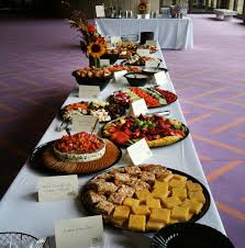 prodigious buffet table ideas and dinner party decors