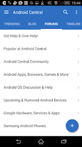android central forums ac forums app for android android apps on play