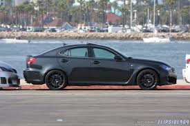 lexus isf wald official is f recommended offsets for aftermarket wheels
