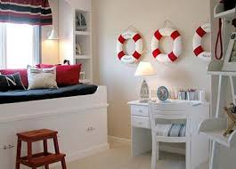 Red White And Blue Home Decor Seaside Style Three Cheers For Red White And Blue