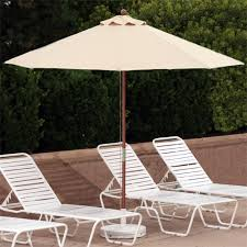 Patio Table Umbrella Commercial Logo Umbrellas Patioshoppers