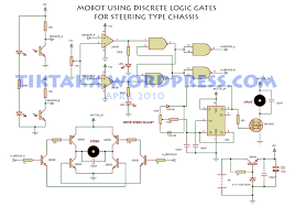component remote control car circuit diagram make a simple rc cars