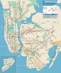 map of nyc tourist map of nyc ambear me