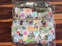 dooney u0026 bourke disney sketch crossbody nylon letter carrier bag