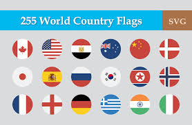 Best Country Flags Best Premium Icons For Web Design U2013 Part 7 Mooxidesign Com