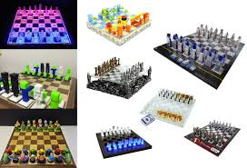 25 cool chess sets walyou
