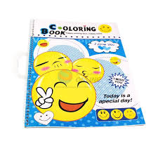 cheap educational color filling book creative drawing book