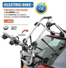 porta kayak per auto portabici posteriore per auto gev electric bike