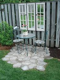 Backyard Seating Ideas by 23 Easy To Make Ideas Building A Small Backyard Seating Area