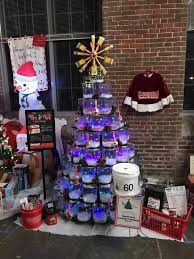 gift card trees bringing this season with the festival of trees hammond lumber