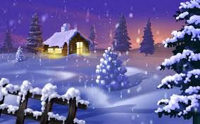 7 beautiful winter snow live wallpapers for android