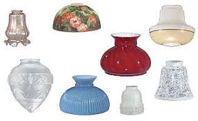Glass Replacement Shades For Pendant Lights Replacement Glass L Globes And Antique Style Glass L Shades