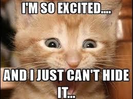 Im So Excited Meme - i m so excited youtube