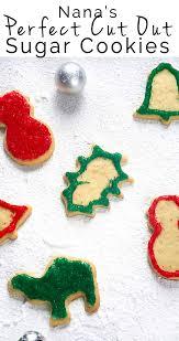 nana s favorite crispy soft sheets 100 supima cotton nana s perfect cut out sugar cookies