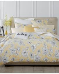 Macy S Comforter Sets On Sale Sweet Deal On Charter Club Damask Designs Butter Floral 3 Pc Full
