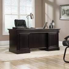 Executive Office Desk Dimensions Palladia Executive Desk 416513 Sauder