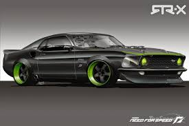 Black 69 Mustang 1969 Ford Mustang Type Cars