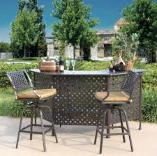 Metal Retro Patio Furniture by Retro Outdoor Table U2013 Atelier Theater Com