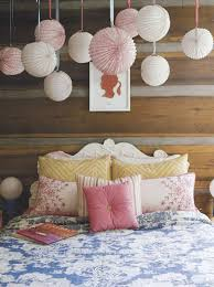 Room Decorating Ideas With Paper 20 Ways With Honeycomb Paper Pom Poms Mollie Makes