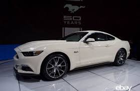 ford mustang limited edition limited edition 50th anniversary ford mustang ebay motors