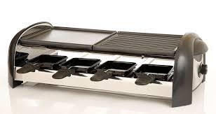 trudeau accessoires cuisine ensemble à raclette réversible trudeau 0829016 fournitures