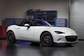 new cars for sale mazda 2016 mazda mx 5 miata concept shows performance accessories