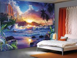 wonderful wall mural decal photo decoration ideas surripui net beach wall mural decals scene murals efbdc