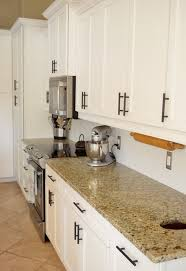 Cleaning Wood Kitchen Cabinets by 3 Ways To Clean Wood Kitchen Cabinets Wikihow Regarding How To