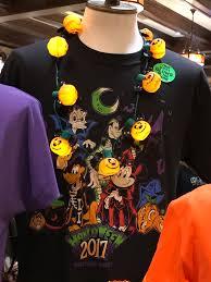 disneyland merchandise update halloween items arrive for 2017