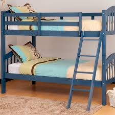 Storkcraft Long Horn Twin Bunk Bed  Reviews Wayfair - Jay be bunk beds