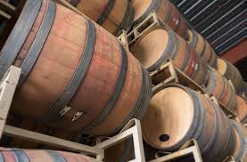 used wine barrels country connection