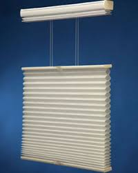 Top Down Bottom Up Cellular Blinds Comfortex Virtuoso Blackout Half Inch Single Honeycomb Cellular