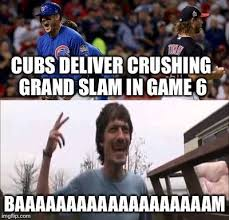 Game 6 Memes - 17 best memes of the chicago cubs forcing a game 7 in the world