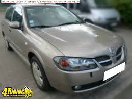 nissan almera for sale cape town 2005 nissan almera ii hatchback n16 u2013 pictures information and