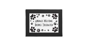 Welcome Mat Wipe Your Paws Black Cat Doormats U0026 Welcome Mats Zazzle