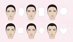 comment choisir sa coupe de cheveux comment choisir sa coupe en fonction de la forme de visage