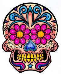 449 best calaveras sugar skulls images on sugar skulls