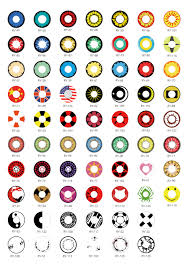 halloween colored contact lenses 137 models crazy lens wholesale halloween color contact crazy lens
