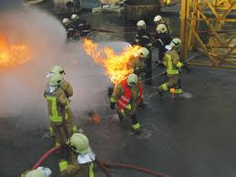 polymer fabric protects firefighters military and civilians