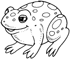 cute frog coloring free printable coloring pages