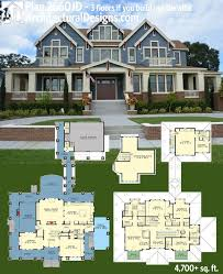 Fancy House Plans by Plan 18295be Exclusive Luxury Craftsman With No Detail Spared