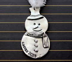 free shipping personalized ornament pewter