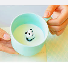amazon com zah 300ml 3d animal cup morning mug panda home u0026 kitchen