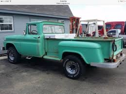 curbside classic 1963 gmc pickup u2013 the very model of a modern v6